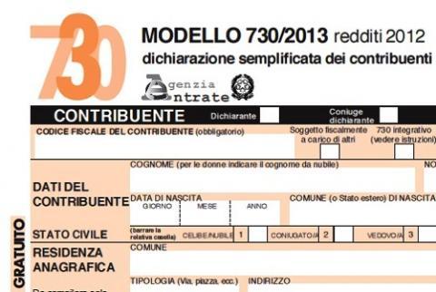 Entro Fine Mese Si Consegna Il Modello 730 Al Sostituto Du0027imposta, Senza  Allegare Documenti. Altrimenti Entro Il 31 Maggio, A Caf O Professionisti,  ...